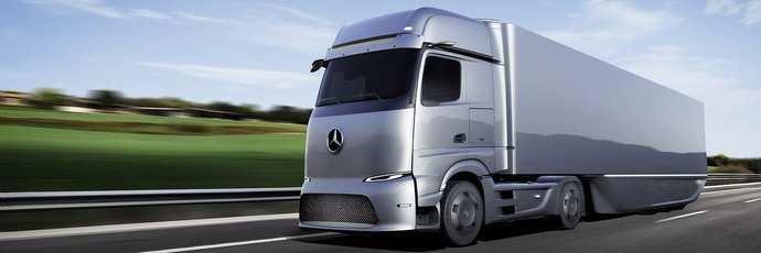 Mercedes-Benz en Wörth, el rumbo para la futura producción en serie de camiones eléctricos y de pila de combustible