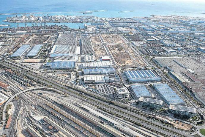Barcelona supera 160.000 m² de contratación logística