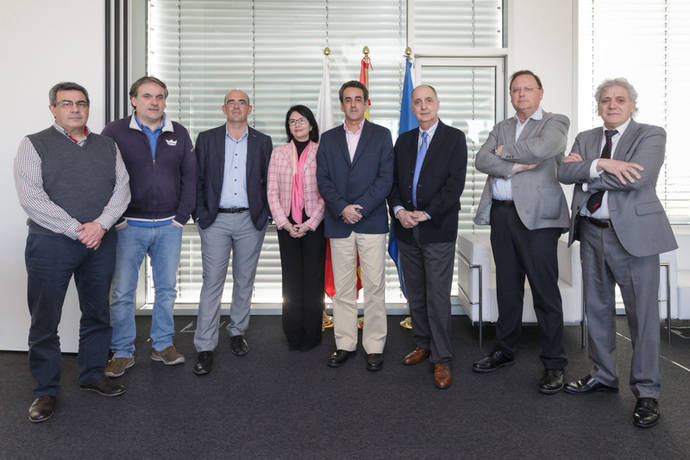 Cantabria constituye la Mesa sectorial de Transportes y Comunicaciones