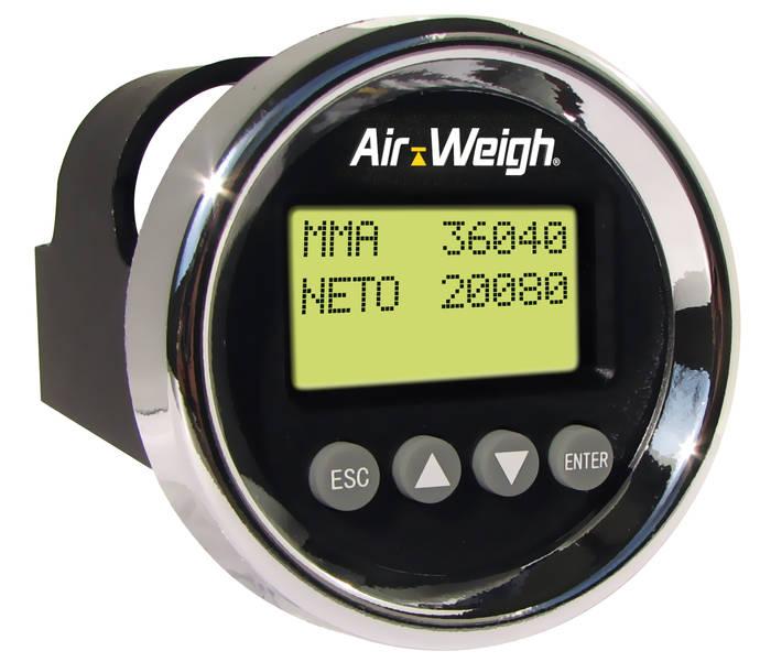 Reber Transporte apuesta por sistemas de pesaje Air Weigh