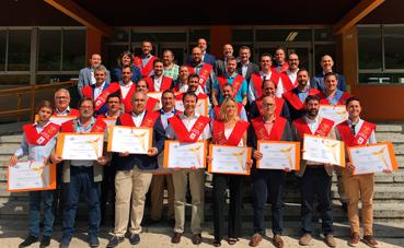 Primera promoción de la Renault Trucks Academy