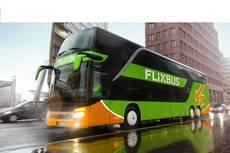 Autobús FlixBus.