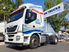 Ok Trucks presenta la primera flota demo de Iveco seminuevos