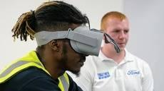 Experiencia de realidad virtual WheelSwap.