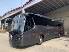 Autobús turístico inclusivo.