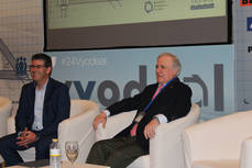 Jorge Rodríguez y Juan Francisco Lazcano.