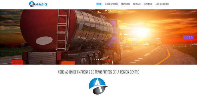 Atradice renueva su logo y moderniza su página web