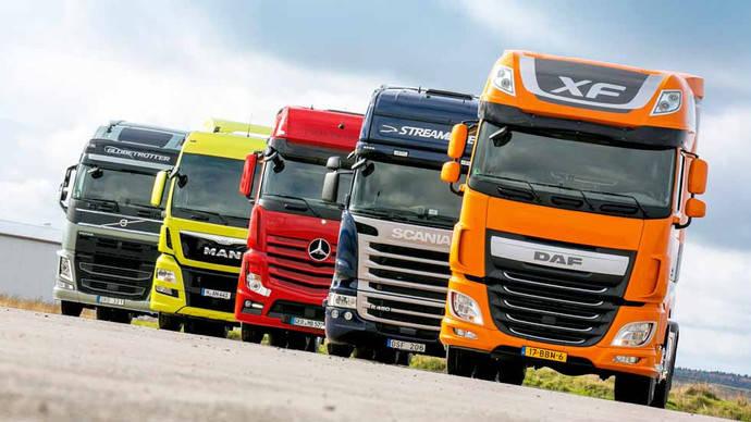 Pacc reclama más de 125 millones de euros al Cártel de Fabricantes de Camiones