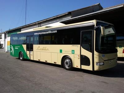 Busmatick renovará el sistema de billetaje del Consorcio de Jaén