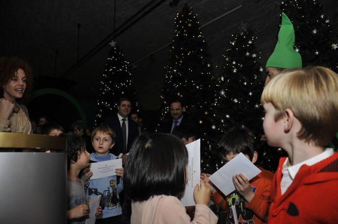 El departamento de Correos de 'Envíos Extraordinarios' en Navidad