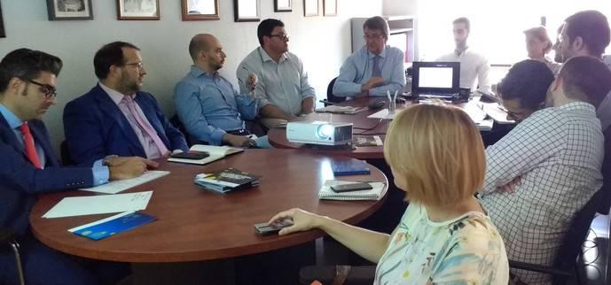 Reunión del grupo de trabajo de Aeutransmer, sobre el CMR electrónico