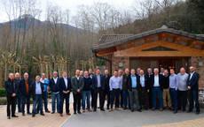 Indcar recibe a un grupo de 35 operadores de Reino Unido