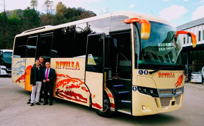 Primer Next de Indcar para Autocares Rivilla