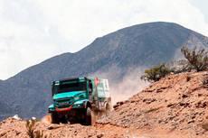 Iveco acaba en el top 10 de esta edición del Dakar