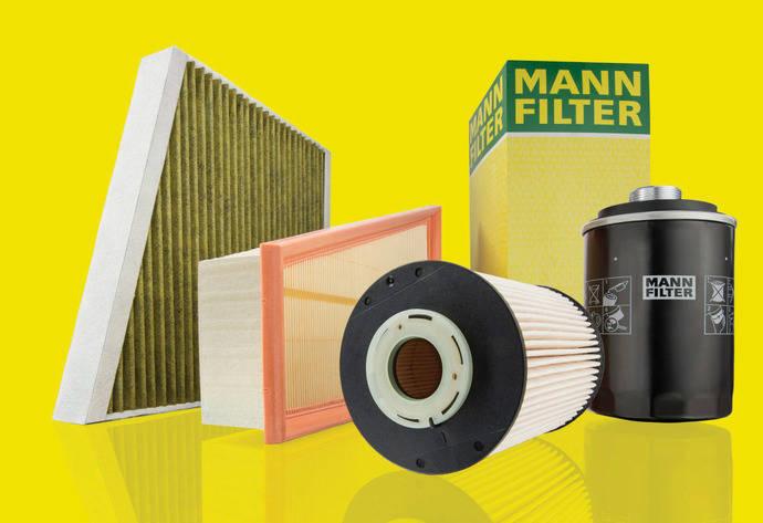 MANN+Hummel adquiere las empresas de Jack Filter