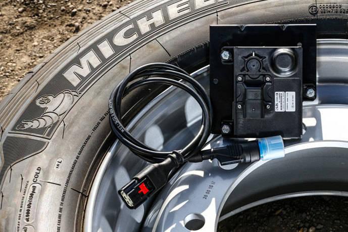 Michelin incorpora su Effitrailer a los productos de Lecitrailer