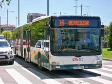 Transporte público Pamplona