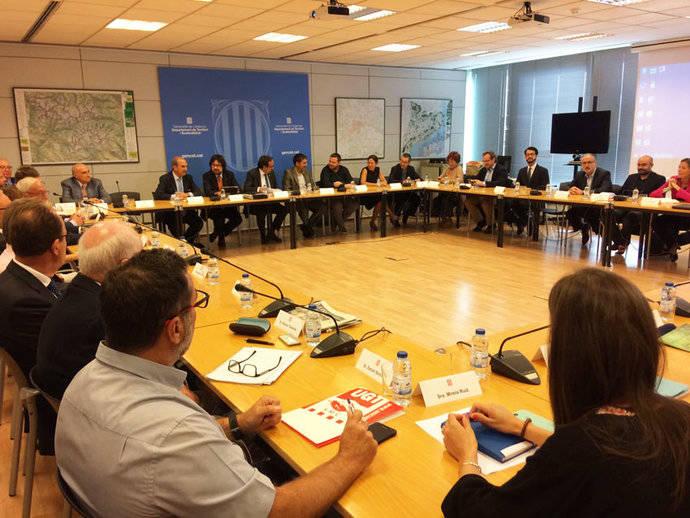 Cataluña trabaja hacia un peaje que incluya tarifa plana en 2019