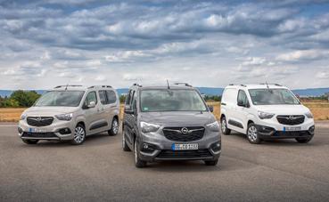 Opel presentará dos primicias mundiales en la IAA 2018 en Hannover