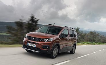 Llega al mercado el nuevo vehículo Peugeot Rifter