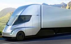 Waberer's podrá probar los e-trucks de Tesla