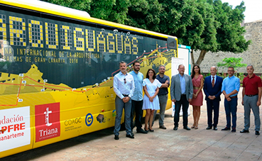 Guaguas Municipales invita a los viajeros a descubrir el patrimonio arquitectónico