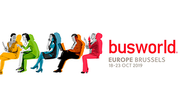 Busworld Europe se translada a Bruselas