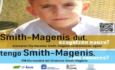 Dbus se suma al Día Internacional del Síndrome Smith-Magenis