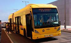 Guaguas Municipales activa un dispositivo especial para facilitar la movilidad al Gran Canaria Arena