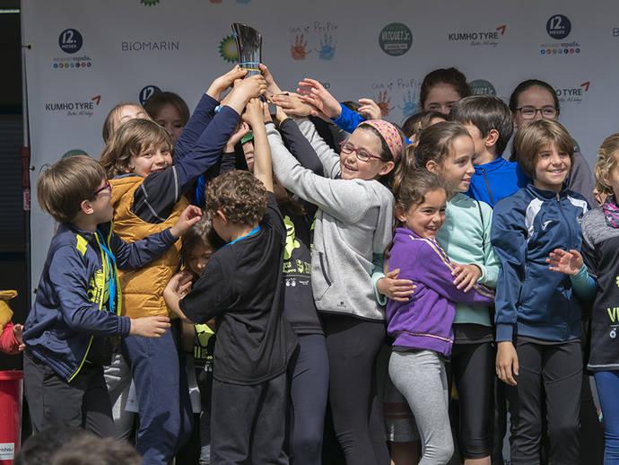 La VII Carrera Popular Síndrome de Sanfilippo consigue 2.429 participantes