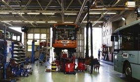 """""""Innovadoras herramientas de mantenimiento de flotas de autobuses"""""""