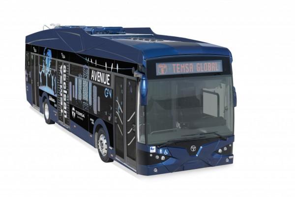 Temsa se alía con Aselsan en la creación de un autobús eléctrico