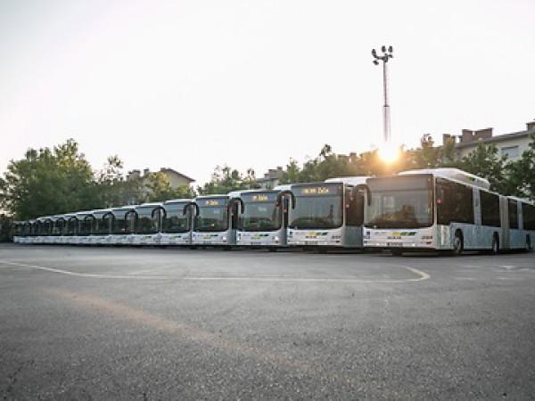 Ljubljana adquiere 30 autobuses MAN Lion's city de CNG