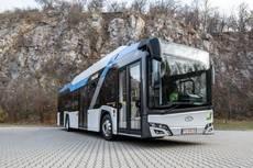 Solaris se posiciona en Europa con sus buses eléctricos