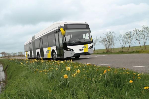 El operador belga De lijn ordena 200 híbridos a VDL Bus & Coach