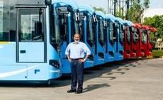 Volvo actualiza sus autobuses en India a las nuevas normativas del país