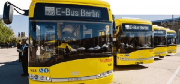 La ciudad de Berlín decide licitar la adquisición de 45 autobuses eléctricos