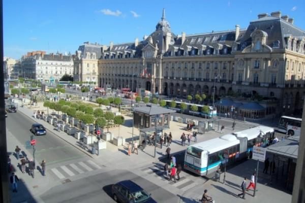 La ciudad de Rennes planea tener una flota totalmente eléctrica para 2020