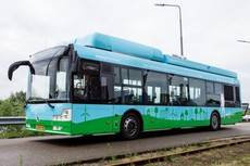 Los autobuses impulsados por pilas de combustible buscan su hueco en el mercado