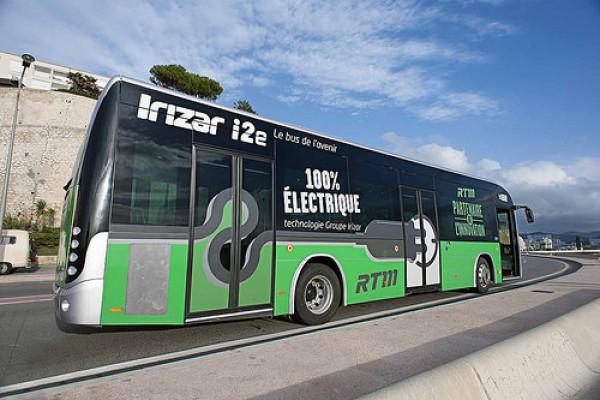 Irizar hace entrega de seis autobuses eléctricos a la ciudad de Marsella