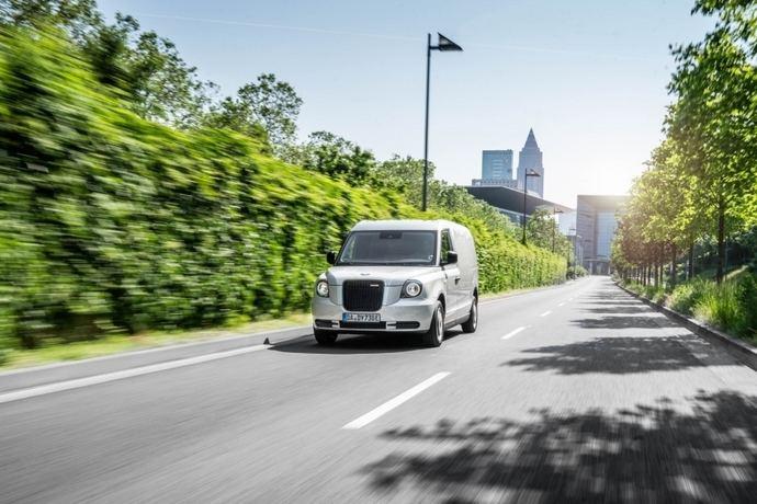 LEVC lanza la nueva furgoneta eléctrica VN5 en los mercados europeos clave