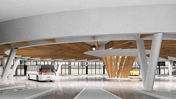 Aplazada la apertura de la nueva estación de San Sebastián