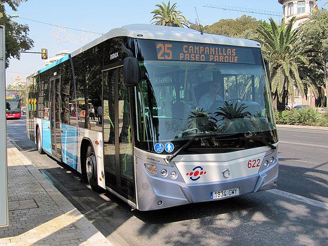 Málaga destina 4,1 millones de euros para una movilidad más sostenible