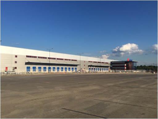 FM Logistic abre un nuevo almacén en Moscú, para proveer a Henkel