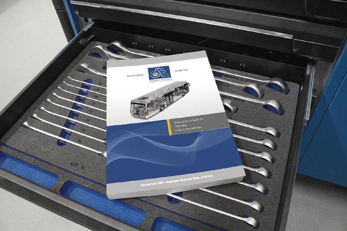 DT amplía su gama de productos para Iveco
