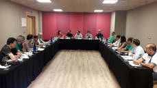 Asamblea de Antai en Sevilla.