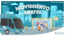 Arriva resalta sus valores con una nueva campaña