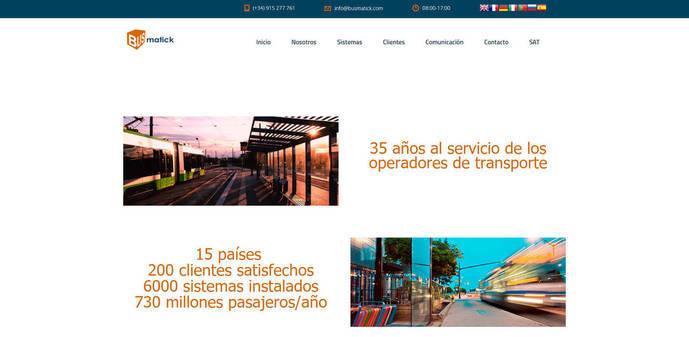 Busmatick renueva con los Consorcios de Transporte andaluces