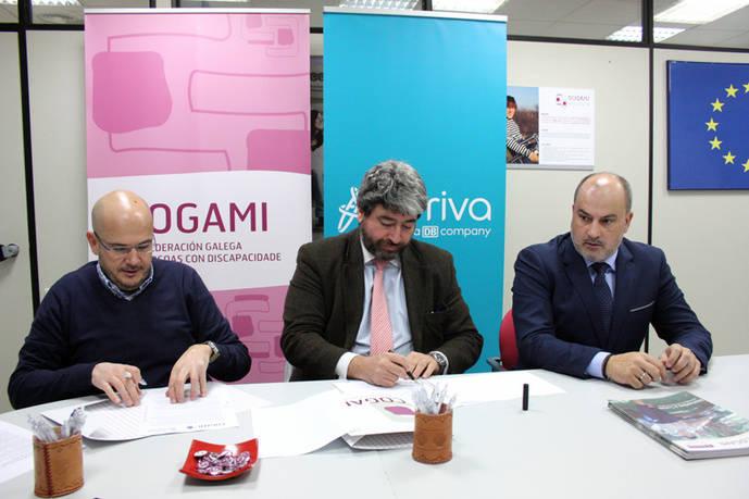 Arriva Galicia, con las víctimas de la violencia de género