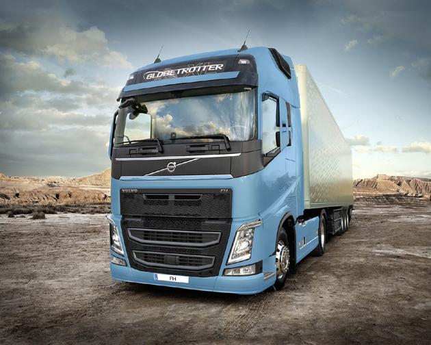 Bridgestone 'calzará' al FH de Volvo en su aniversario